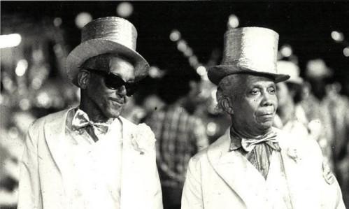 Cartola e Nelson Cavaquinho.