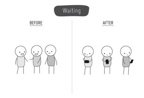 Esperando algo