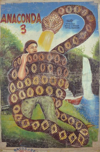 Anaconda 3 Lazer Snake