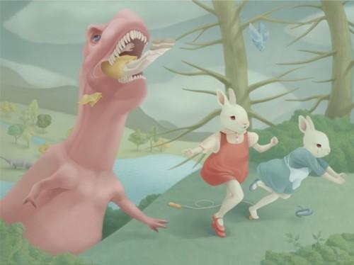 dinosaur-is-eating-my-friend_2048-652x488